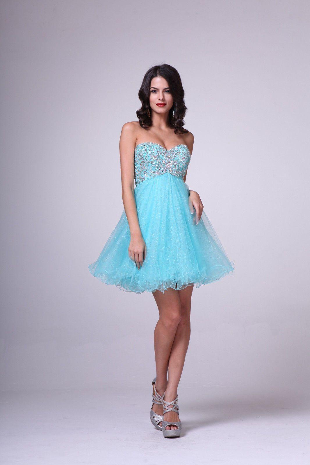Short Mini Prom Evening Party Dress Homecoming Dress | dresses ...