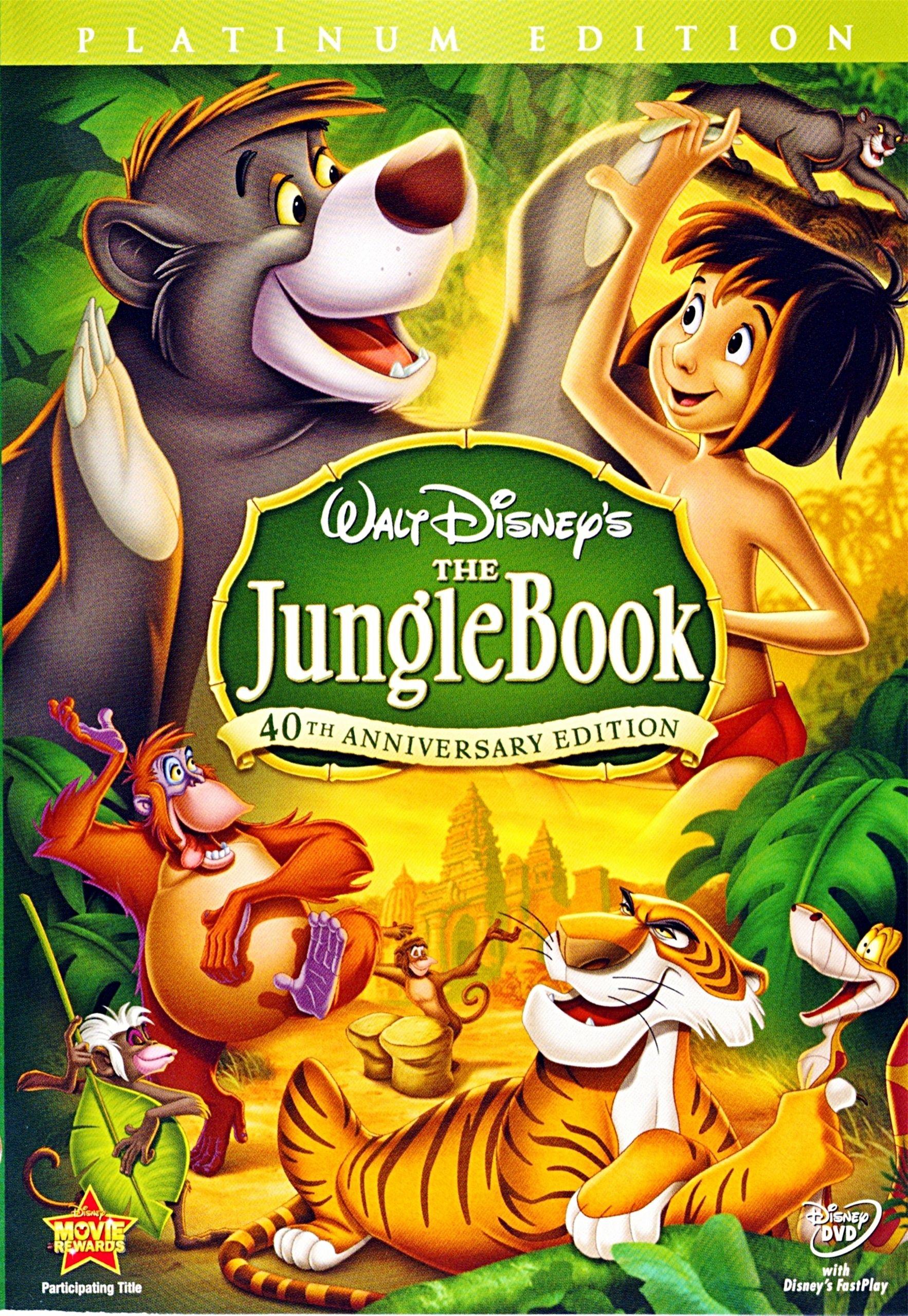 Jungle Book Stream Online