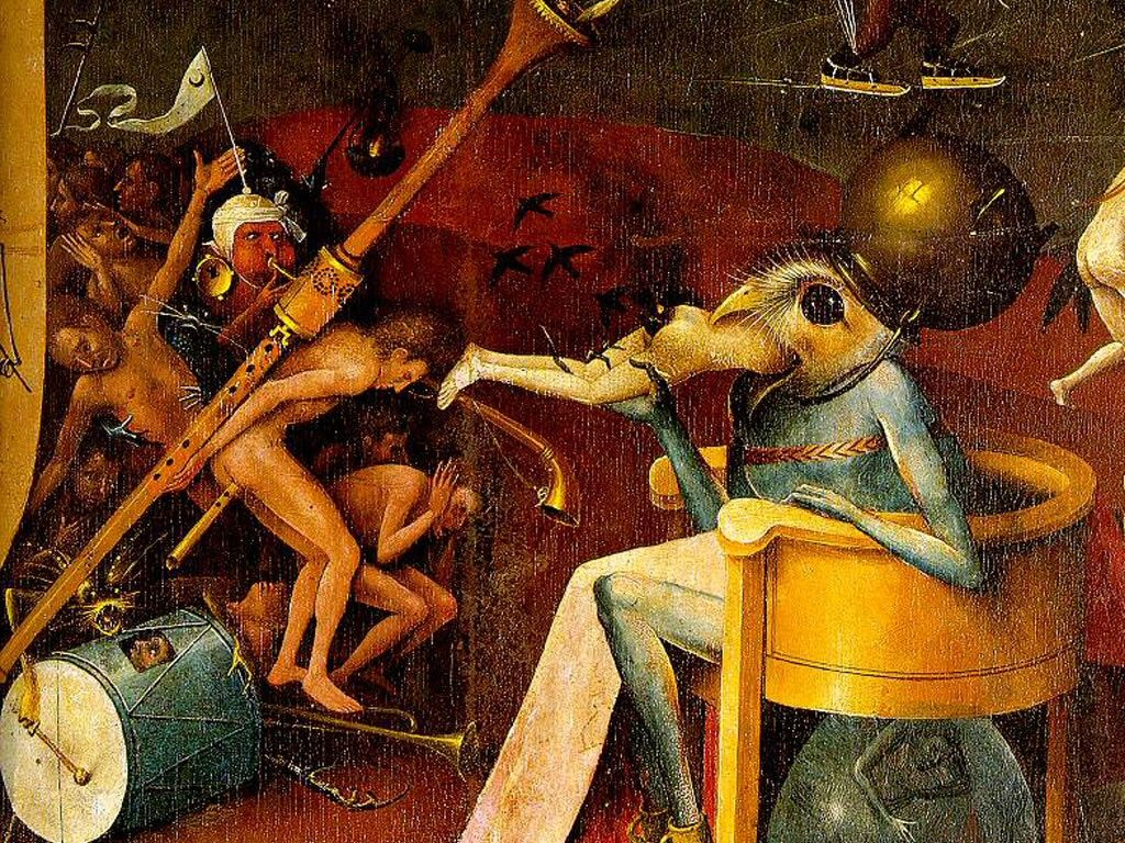 17 Best images about Heironymous Bosch A Little Disturbed on