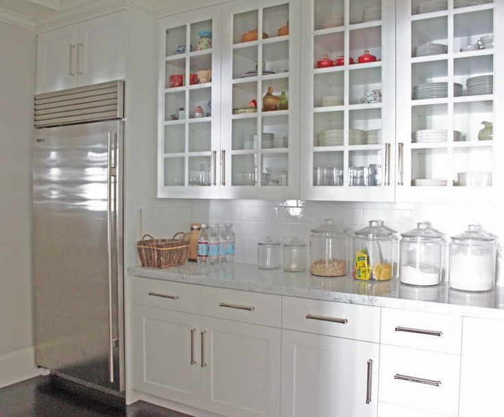 peerless pantry cabinet glass doors with stainless steel cabinet ...