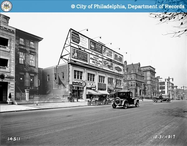 Phillyhistory Detail View Historic Philadelphia Street View City Photo