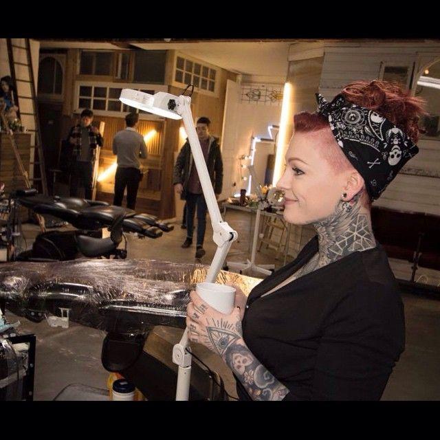 Lou Hopper Again Tattoo Fixers Hair Inspiration Cool Tattoos