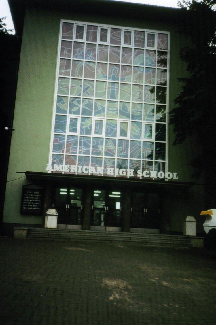Germany Nurnberg American High School Wwwtollebildcom