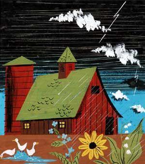 Leonard Weisgard - The Summer Noisy Book