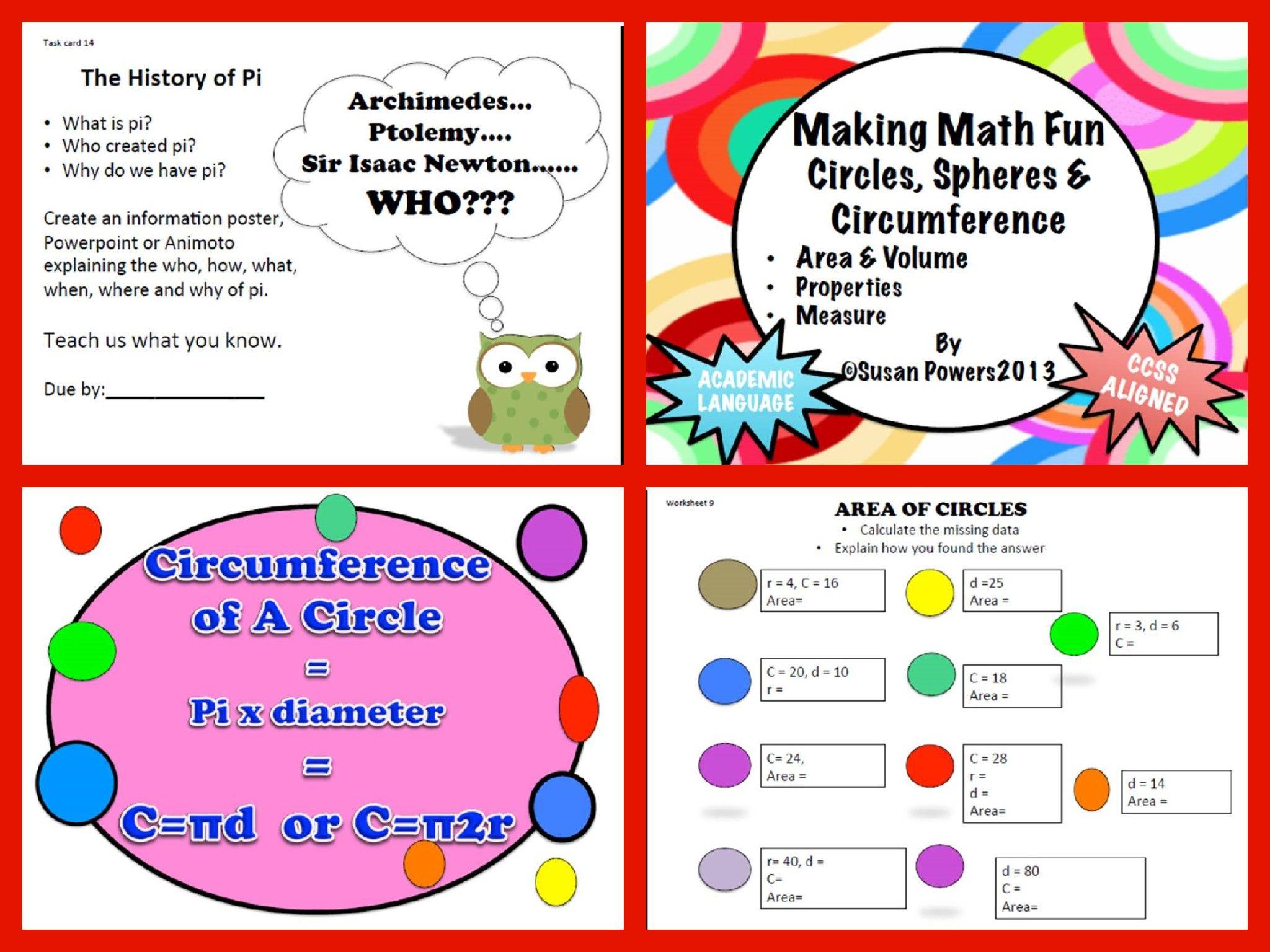 Best 25+ Circle Volume Formula Ideas On Pinterest  Circle Radius, Circle  Area Formula And Maths Formula Book