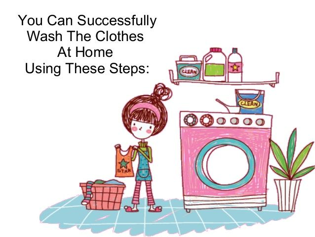 Steps To Wash A Dry Clean Only Garments At Home Wash Laundry