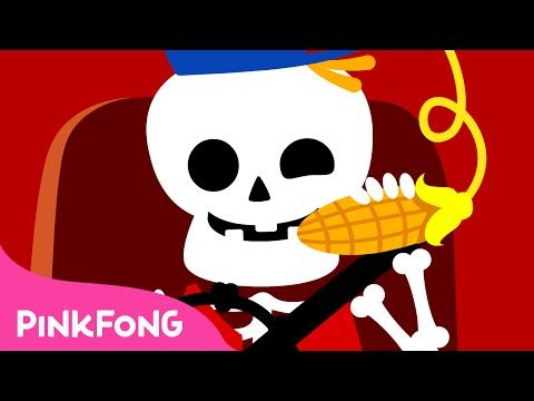 The Spooky Bus | Halloween Songs | PINKFONG Songs for Children ...