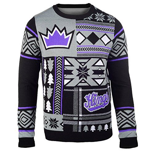 new style 48013 e2476 Sacramento Kings Christmas Sweater | NBA Christmas Sweaters ...