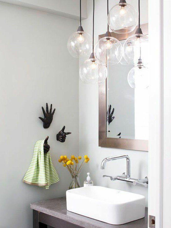 mobalpa salle de bain, aménagement salle de bain blanche avec ...