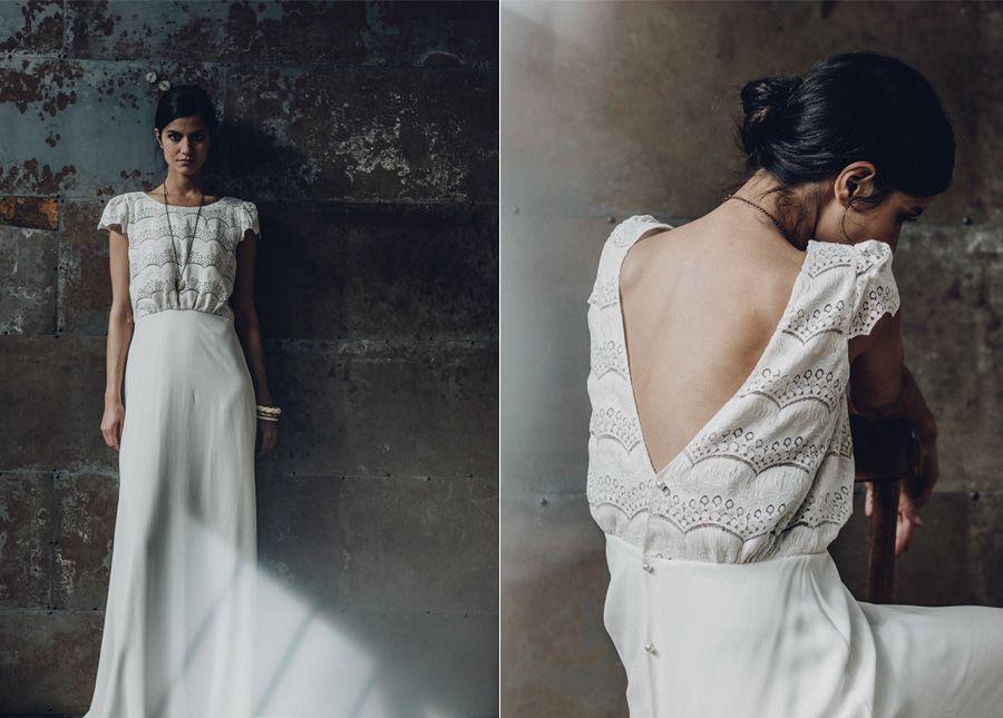 verlaine dress laure de sagazan | wed dreamz | pinterest