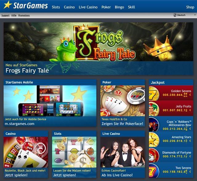 Stargames Kein Gewinn Mehr