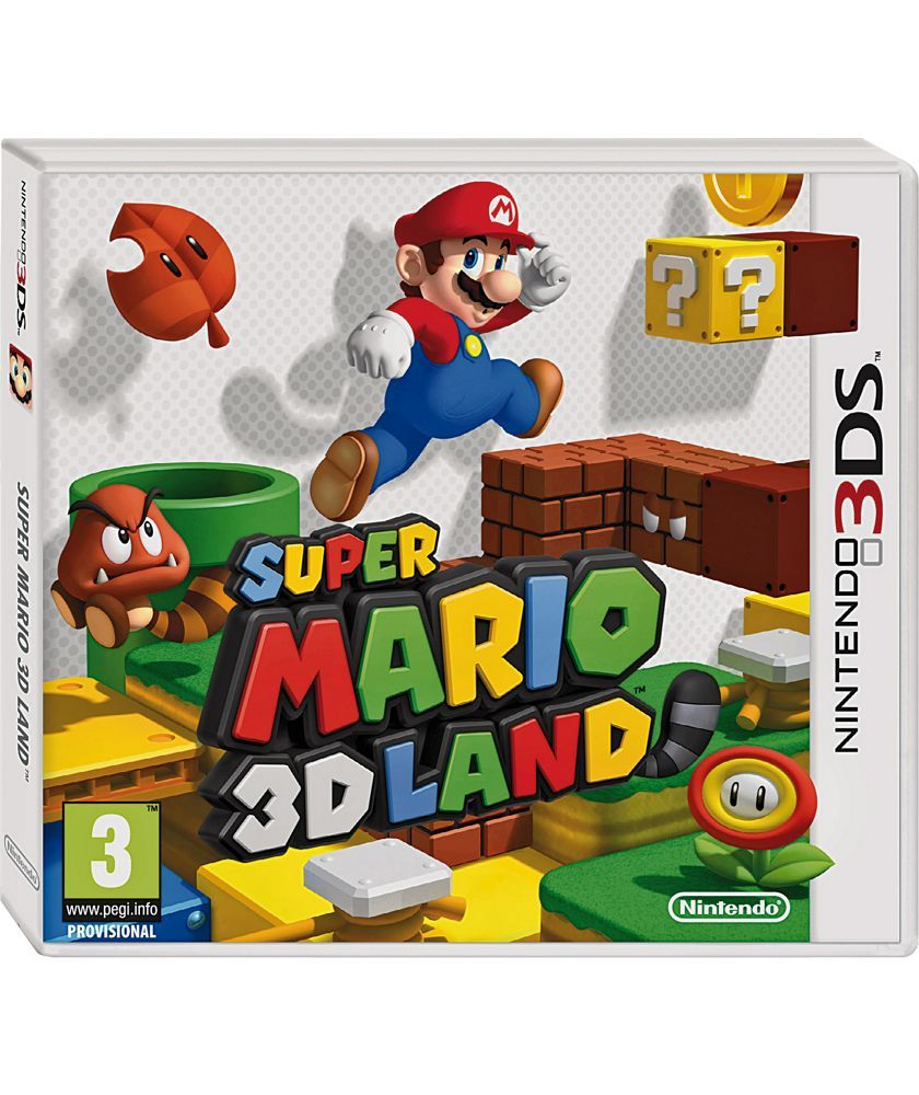 Buy Super Mario 3D Land 3DS Game at Argos.co.uk Your
