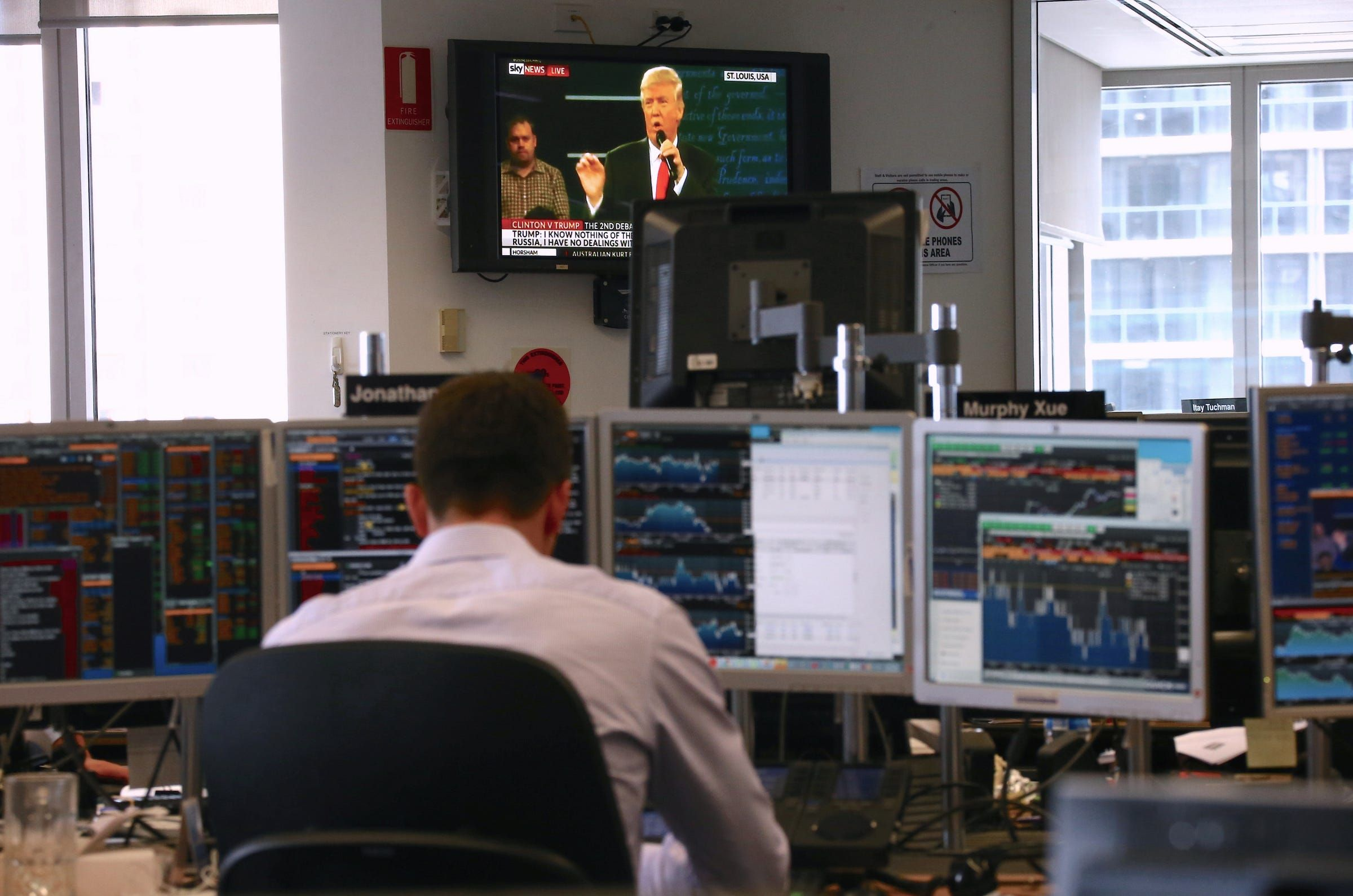 A Wall Street trading bonanza how to benefit from the
