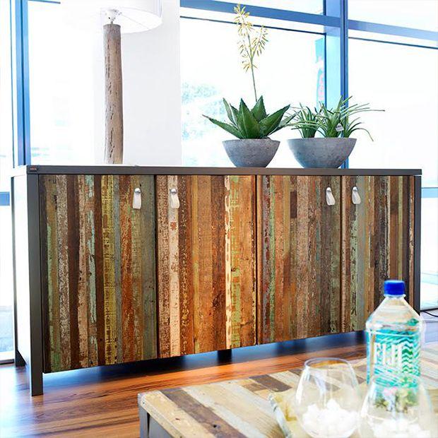 Muebles reciclados art deco pinterest muebles for Basicos muebles contemporaneos