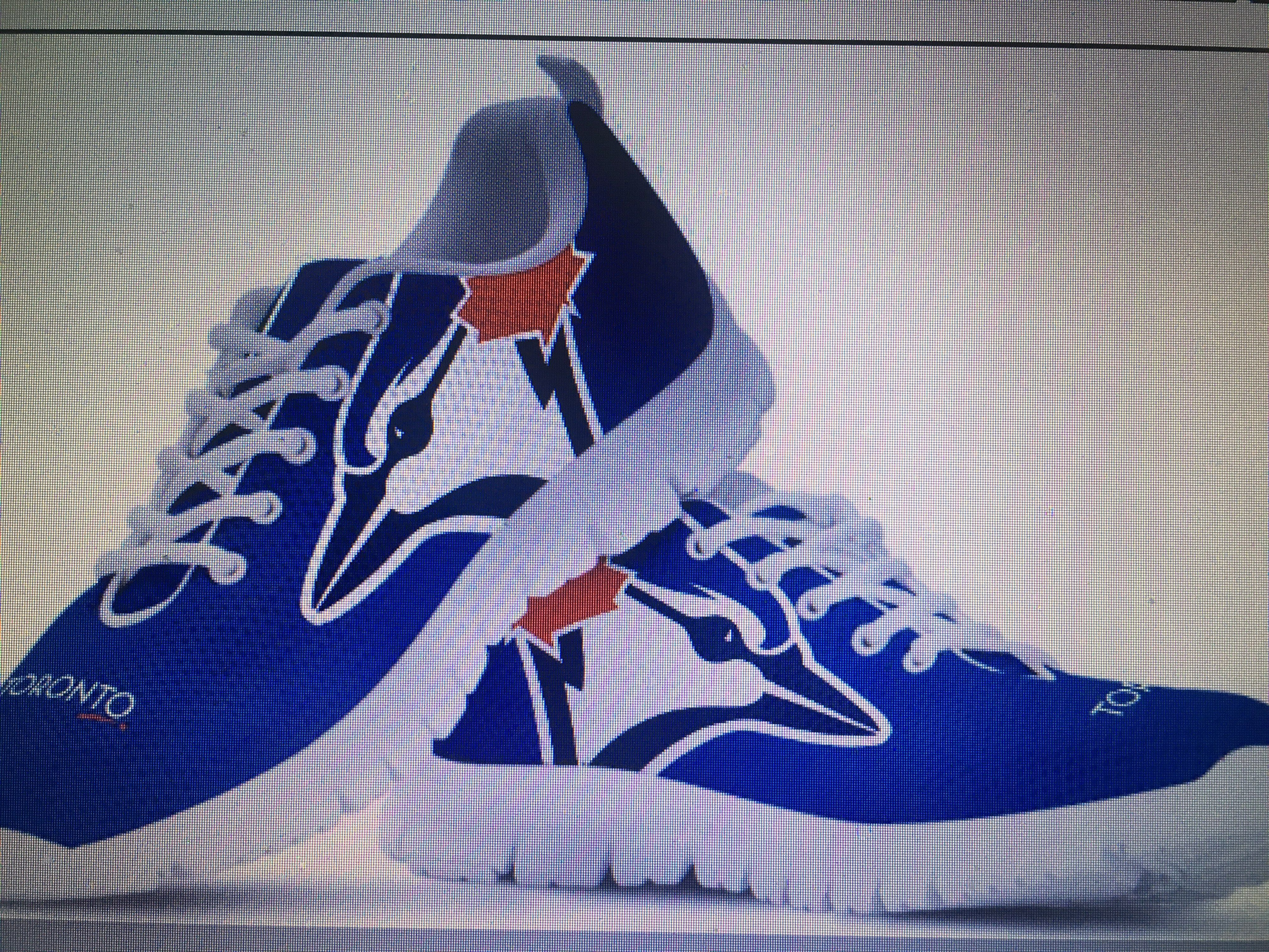 new product 799bb 18f71 Jay Shoes, Mlb Blue Jays, Sports Baseball, Sports Teams, Go Blue,
