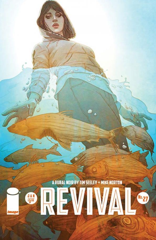 Preview: Revival #27 Cover - Comic Book Resources #comics #comics #cover