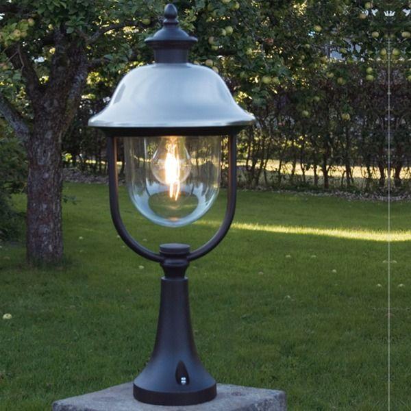 Solar lanterns for garden gate konstsmide parma 7241 gate post solar lanterns for garden gate konstsmide parma 7241 gate post light single head post mozeypictures Image collections