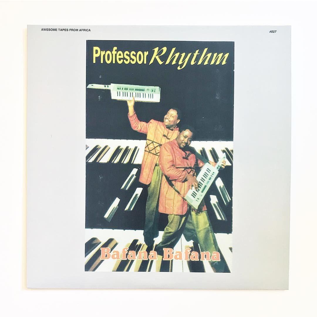professor rhythm, bafana bafana (1995) awesome tapes from