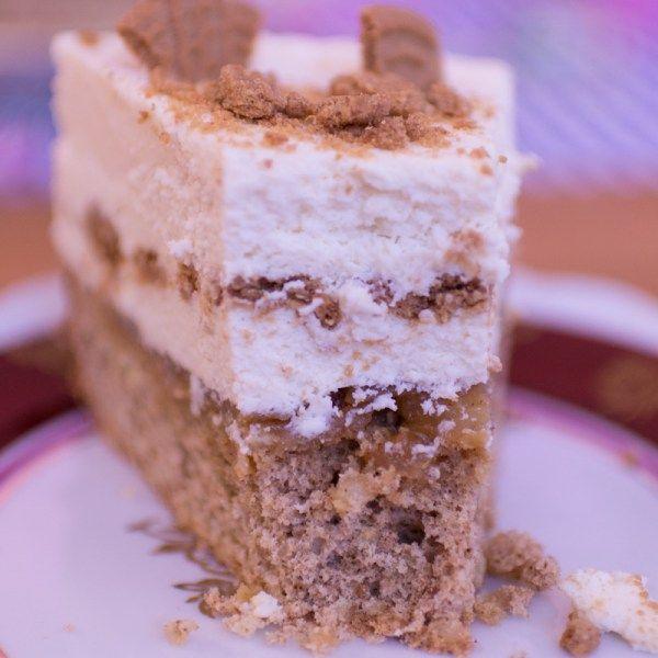Photo of Pastel de Navidad, pastel de manzana al horno Spekulatius, pastel de Navidad, Navidad de …