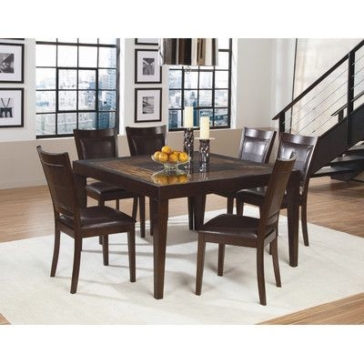 Woodbridge Home Designs Vincent Dining Table | Dining room tables ...