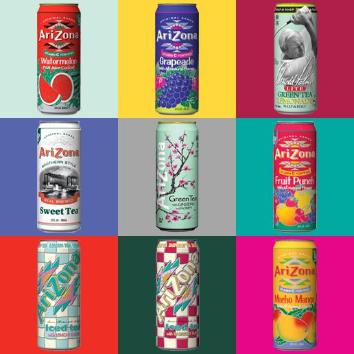 680ml Arizona iced tea cans | - packaging - | Pinterest | Iced tea