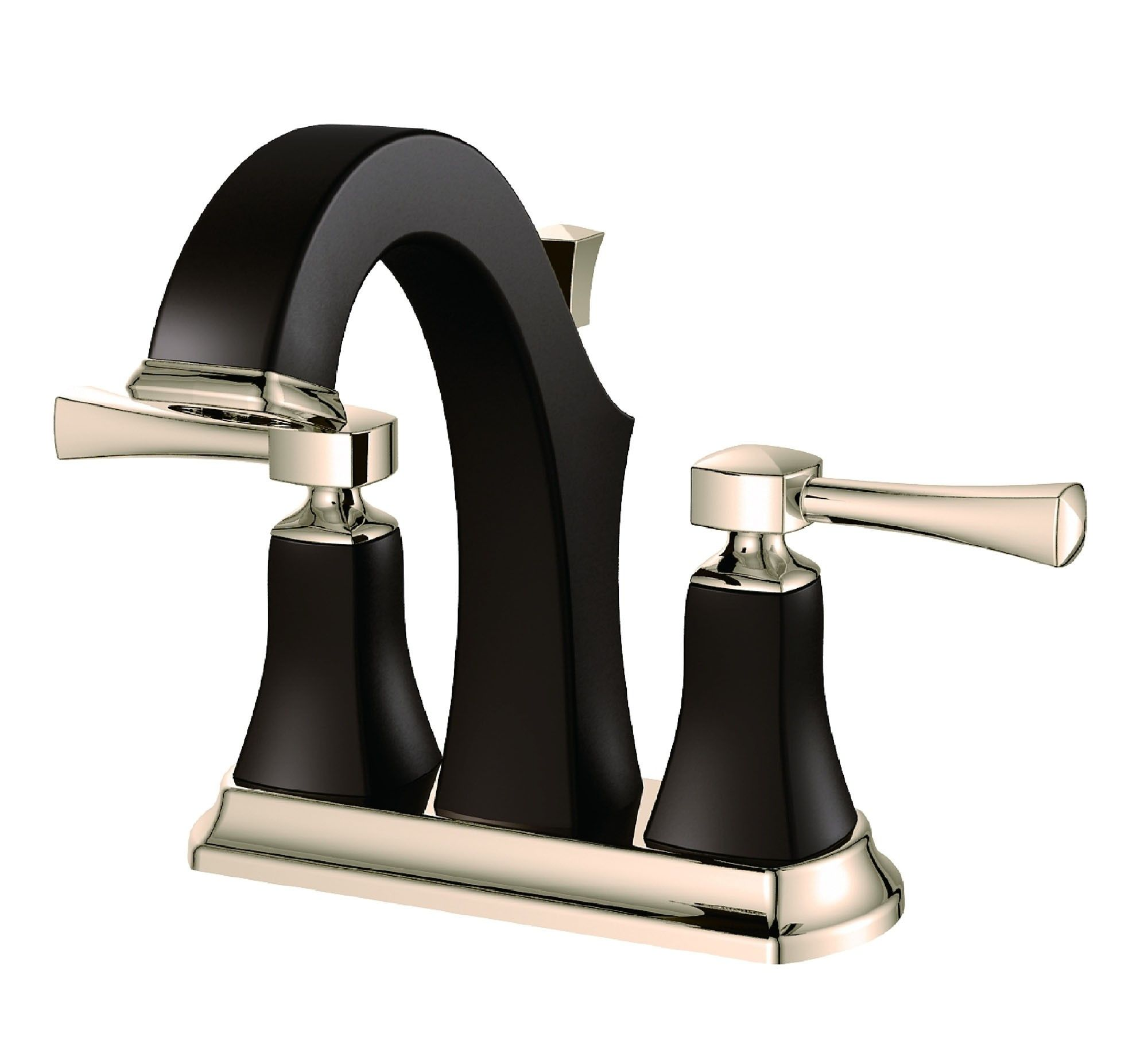 Spring 18471MV5HA Two Handle Lavatory Faucet in Chocolate Bronze and ...