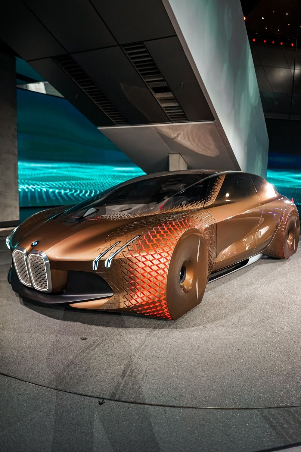 Photo of bmw vision next 100 #conceptcars bmw vision next 100 concept car