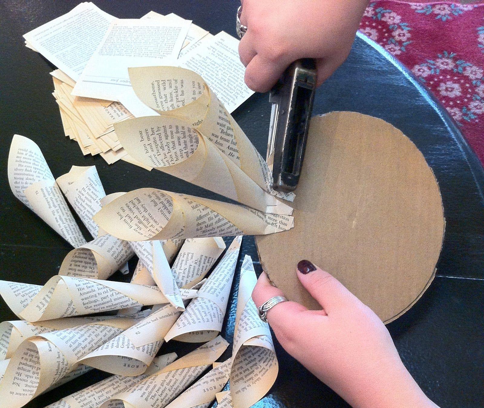 Enchanted Petal Kagit Cicek Madalyon Nasil Yapmak Crafts Paper