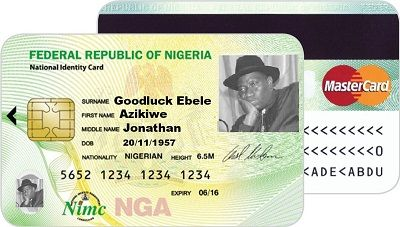 How Long Does It Take To Get National Id Card In Nigeria