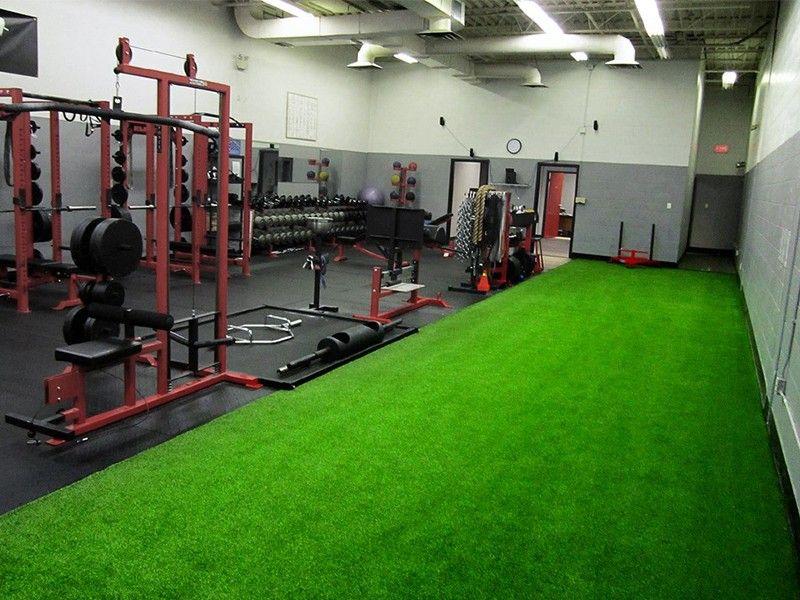 Indoor turf atl series landmark athletics sq ft