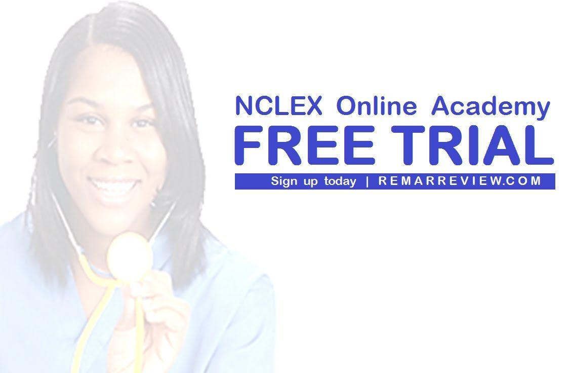 Remar S Nclex Online Academy Free Trial Online Academy Nclex