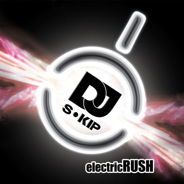 DJ Logo Design for DJ Skip. Designed for two purposes; remove the ...