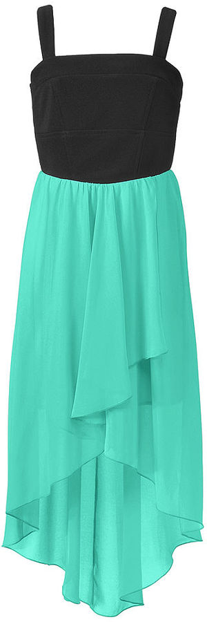 Love this (and it doesn't have spaghetti straps so maybe my #teen will wear) Ruby Rox Girls Dress, Girls Chiffon High-Low Dress