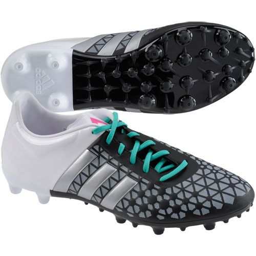bd1dcbced86 Image for adidas Mens Ace 15.3 FG AG Firm Ground Artificial Grass Soccer  Cleats…