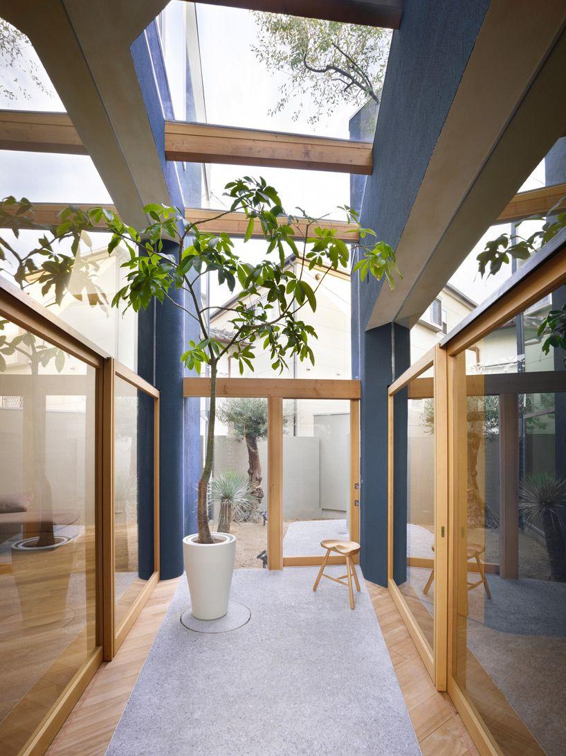 House in uenoshiba by fujiwaramuro architects sakai osaka japan