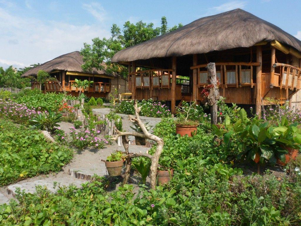 Bahay kubo modern nipa hut
