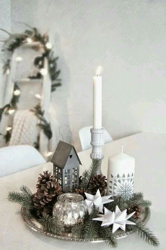 Navidad Holiday Feasting and Decorating Pinterest Navidad - decoracion navidea estilo vintage