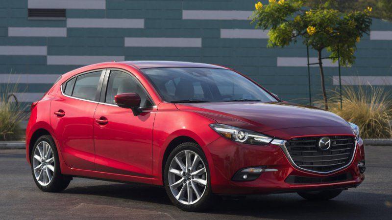 Mazda3 fivedoor vs. Mazda CX3 Best new cars, Mazda, Car
