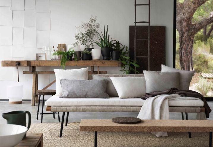 Divano Etnico ~ Della stessa collezione sinnerlig di ikea è anche il divano letto