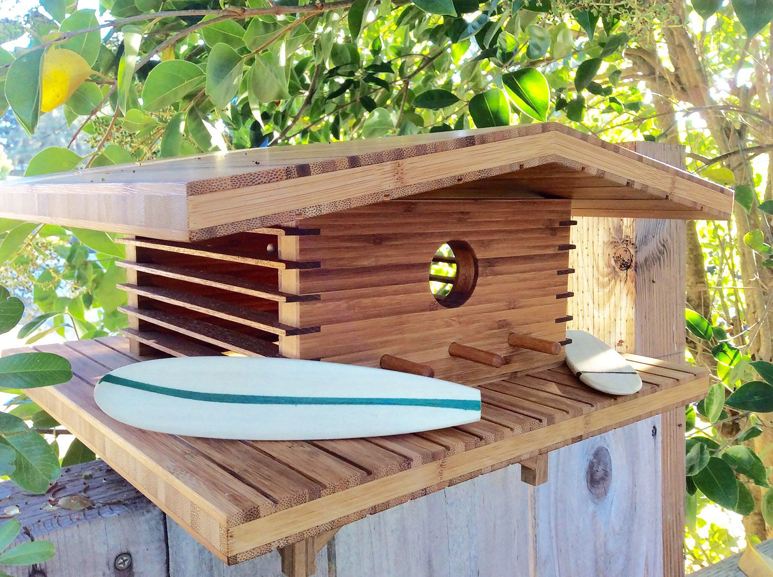 Enchanting birdhouses inspired by famous architecture Modern