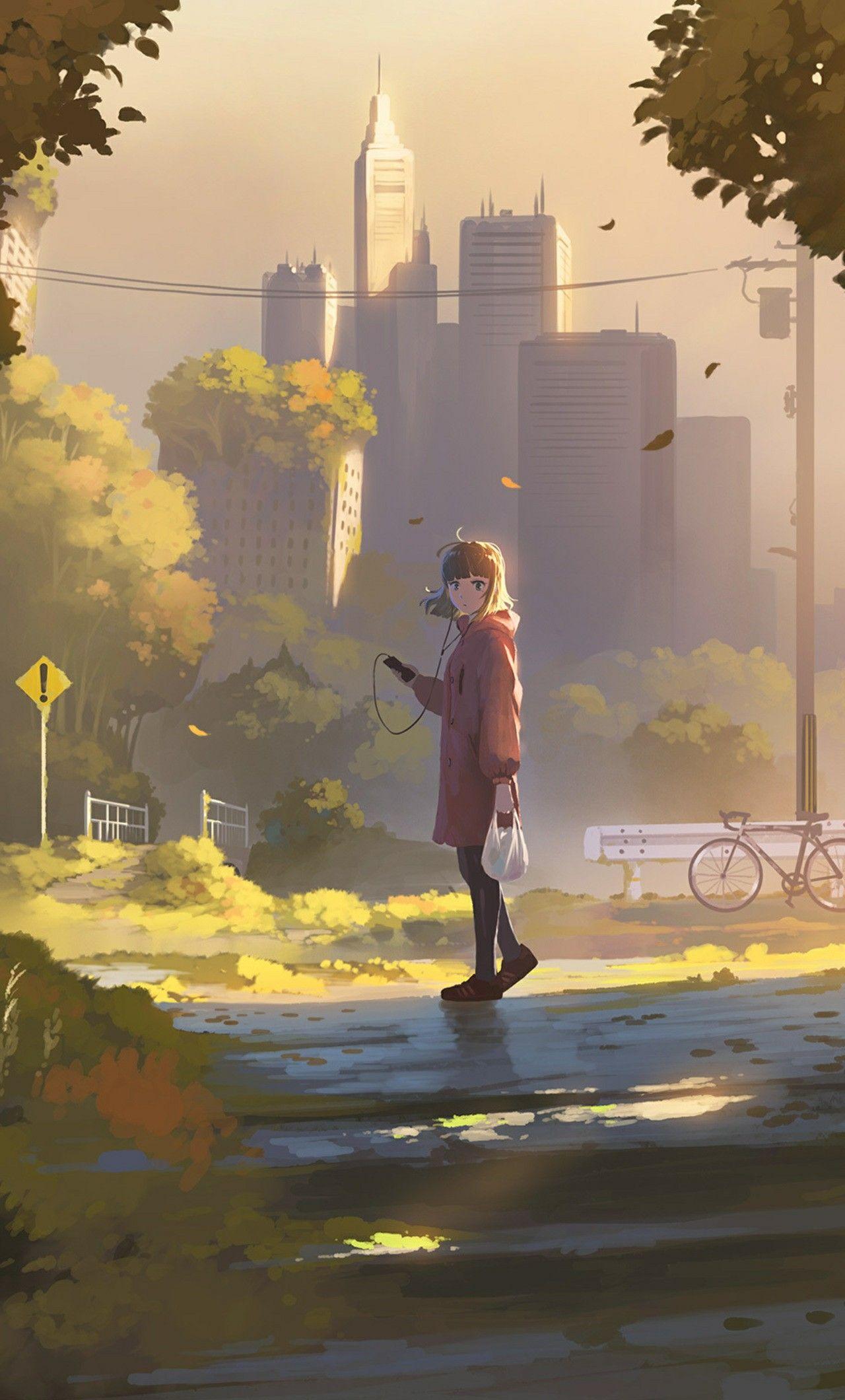 Pin By Tsukichanshabu On 2アニメ Anime Scenery Wallpaper Anime Art Anime Scenery