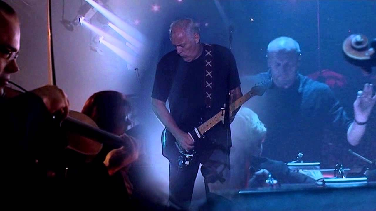 David Gilmour Richard Wright Comfortably Numb Live In Gdansk David Gilmour Comfortably Numb David Gilmour Live