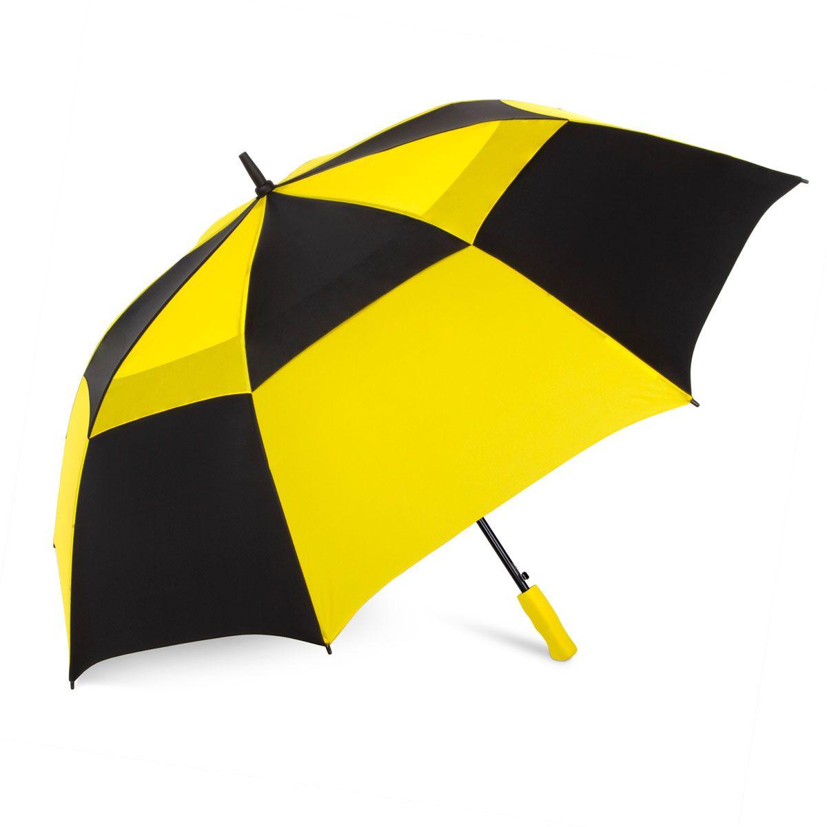 99311c0f7ebd WindJammer® Vented Auto Open Golf Umbrella - Promotional - ShedRain ...