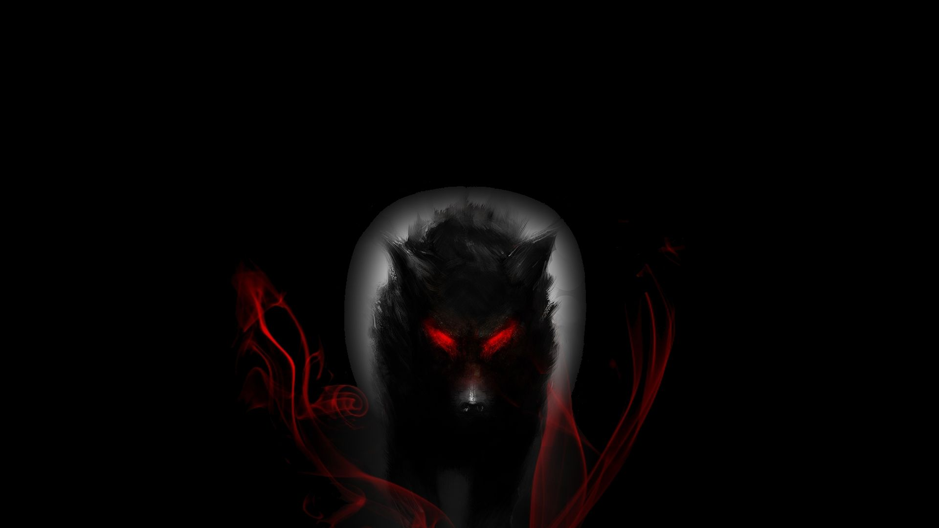 Anime Wolf Wallpapers Wallpaper 1920 1080 Animated Wolf Wallpapers 41 Wallpapers Adorable Wallpapers Planos De Fundo