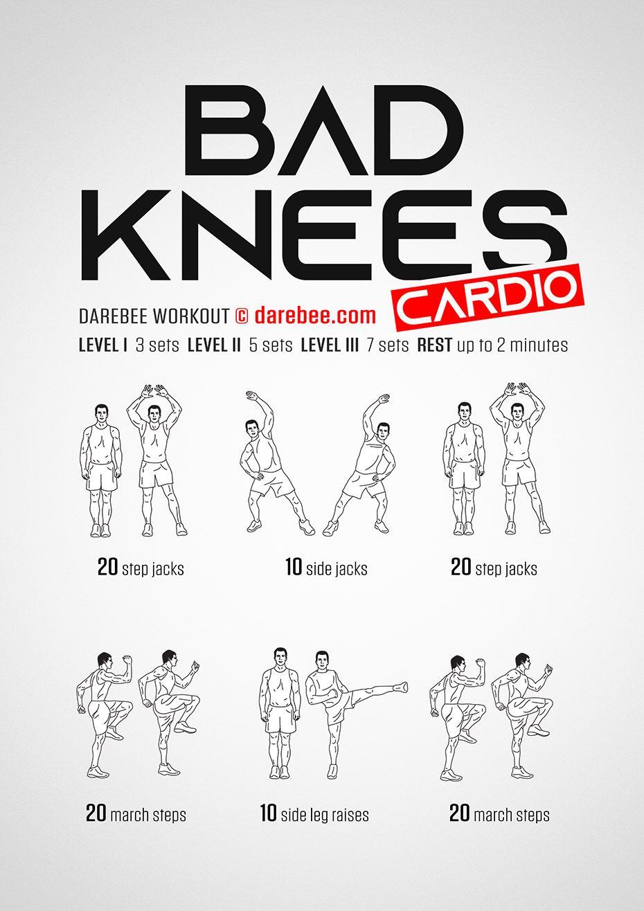 Bad Knees Cardio Workout