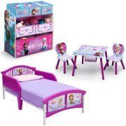 Frozen Toddler Bedroom Set With Bonus Toy Organizerdelta Inspiration Toddler Bedroom Set Inspiration Design