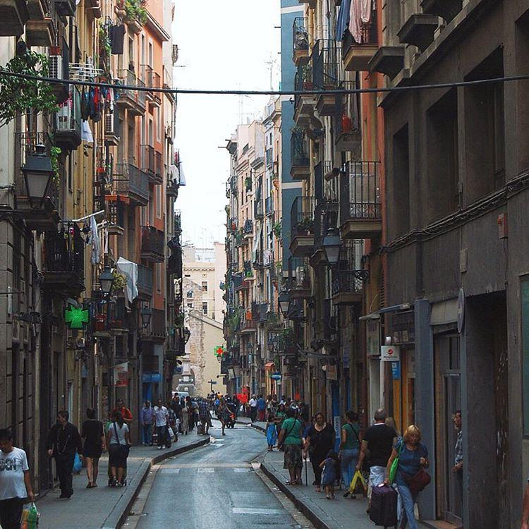Barcelona City Life Ciudades Espana