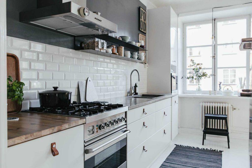 Azulejos Tipo Metro Cocina Azulejos Blancos Cocinas Azulejos Y
