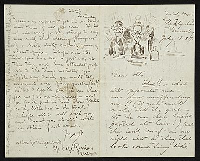 More Than Words Illustrated Letters From The Smithsonian S Archives Of American Art Exhibitions American Art Sketch Book More Than Words