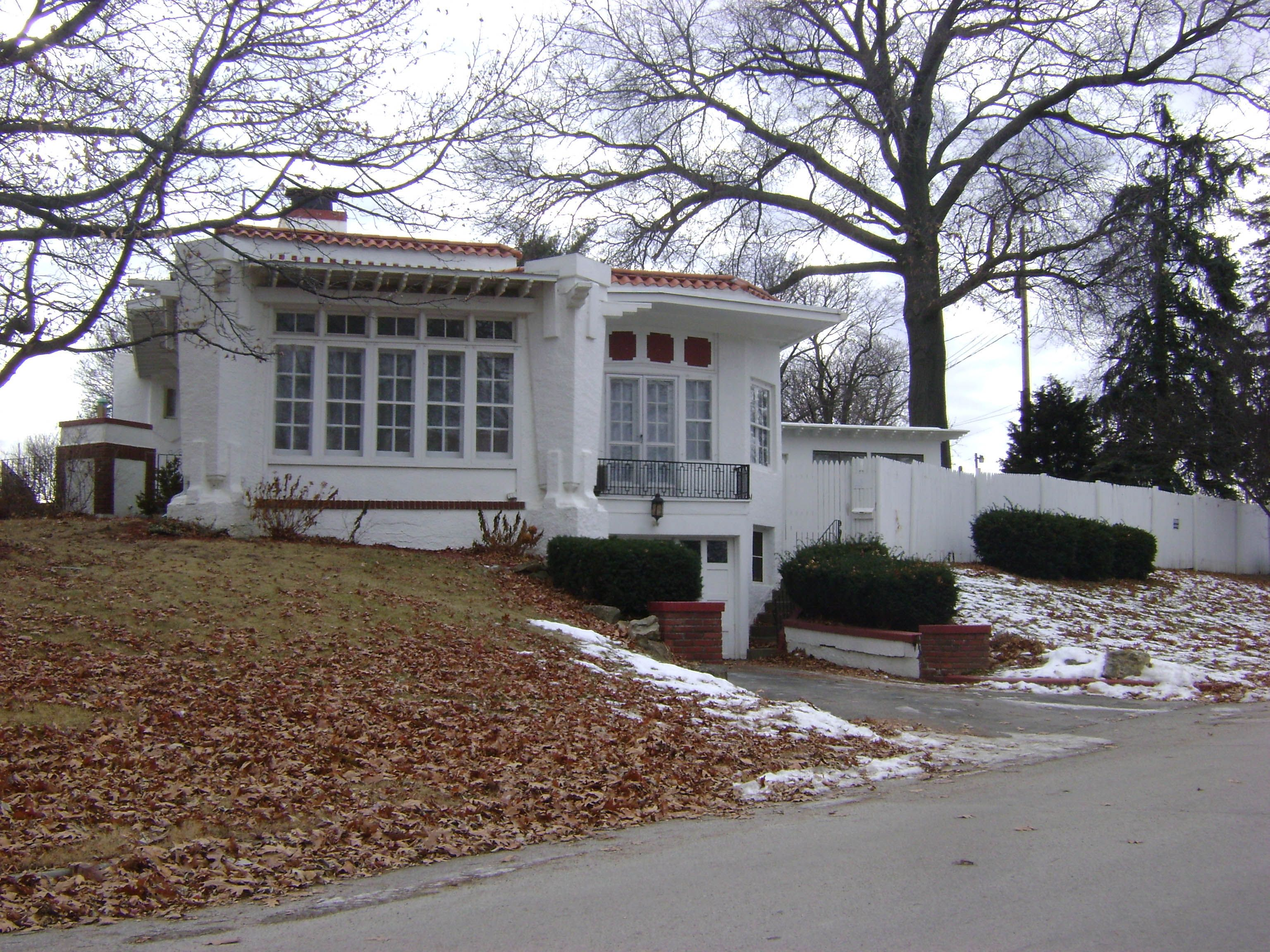 Prairie harry miller house kansas city wyandotte county built 1921 39 119305 94 654651 early modern house using an eclectic mix of louis curtisss